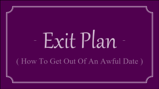 Lucy Smit - Exit Plan - Click to watch on Youtube